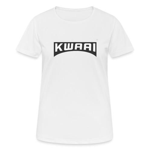 Vrouwen T-shirt - vrouwen T-shirt ademend