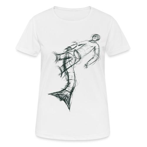 Aquarius - Women's Breathable T-Shirt