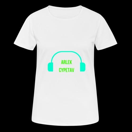 ARLEK CYPETAV - T-shirt respirant Femme
