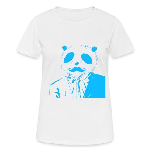BluePanda Logo - Women's Breathable T-Shirt