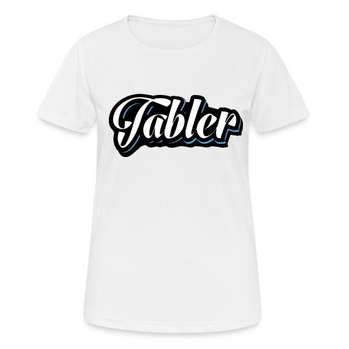 Tabler - Frauen T-Shirt atmungsaktiv