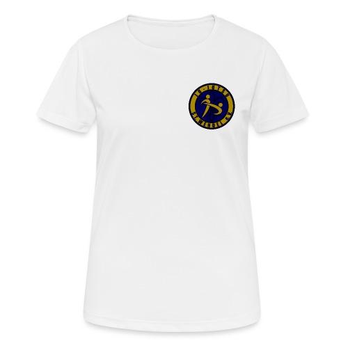 Ju-Jutsu St.Wendel - Frauen T-Shirt atmungsaktiv
