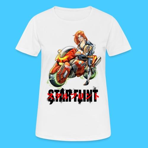 StarFlint Trixie - T-shirt respirant Femme