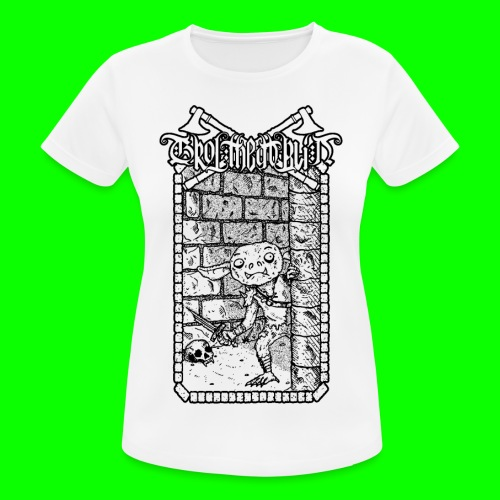 Return to the Dungeon - Women's Breathable T-Shirt