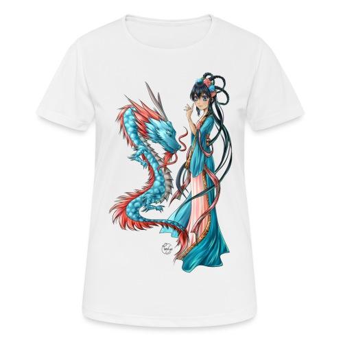 Blue Dragon - T-shirt respirant Femme