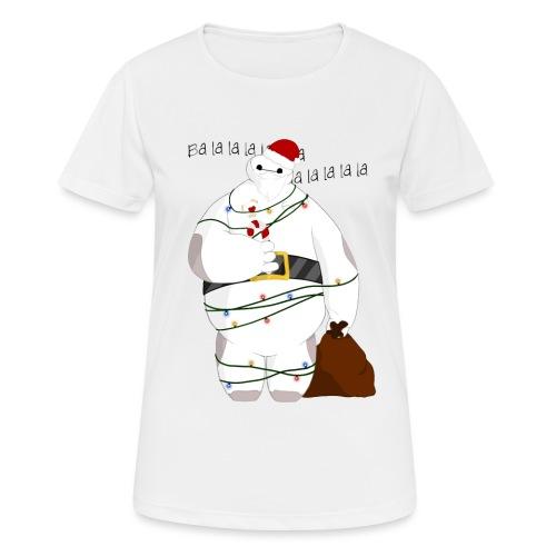 Merry Baymax - Maglietta da donna traspirante