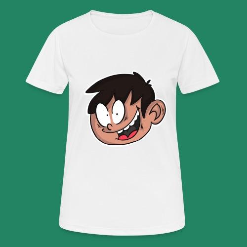 Comic Head - T-shirt respirant Femme
