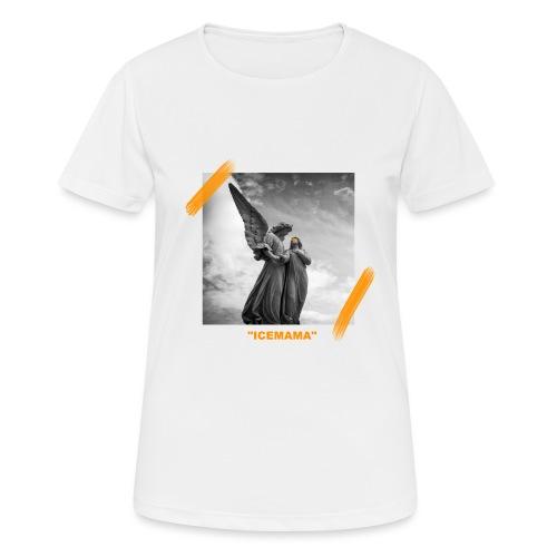 ICEMAMA - naisten tekninen t-paita