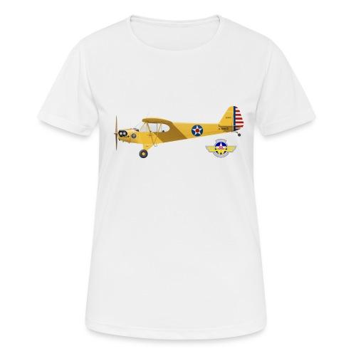 Piper Cub Spirit of Lewis - T-shirt respirant Femme