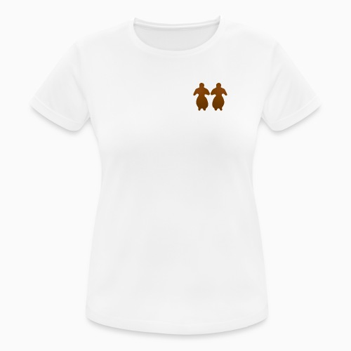 Lesbiske Pepperkaker! - Women's Breathable T-Shirt
