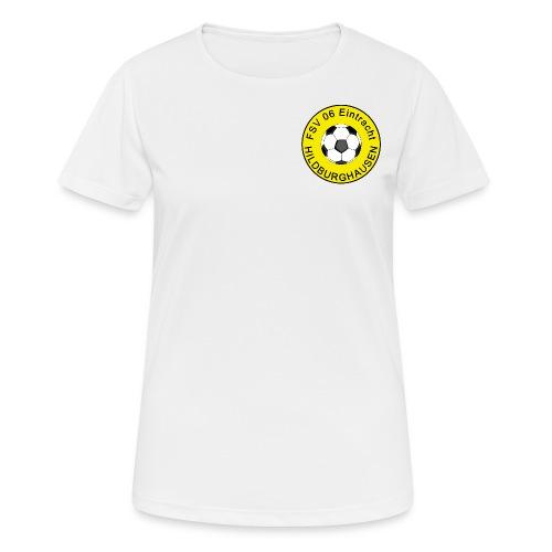 Hildburghausen FSV 06 Club Tradition - Frauen T-Shirt atmungsaktiv