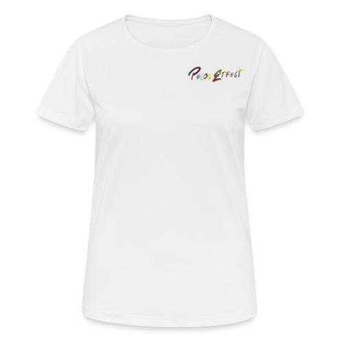 Pélos Effect #2 - T-shirt respirant Femme