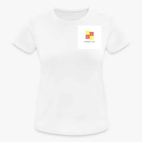French Guy 1 - T-shirt respirant Femme