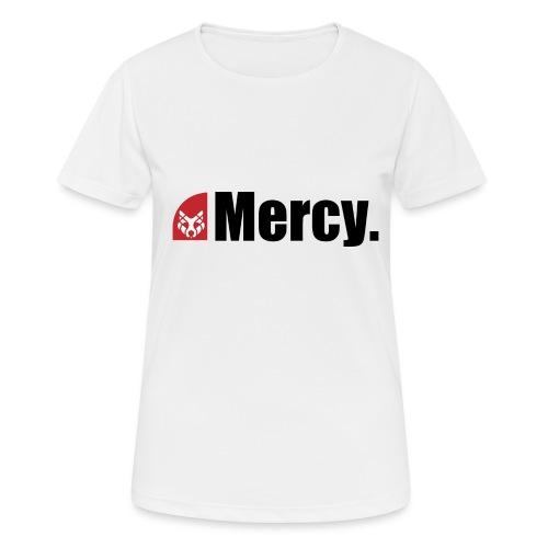 Mercy. - Frauen T-Shirt atmungsaktiv