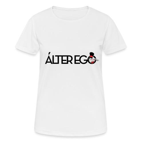 ÁLTER EGO - Camiseta mujer transpirable