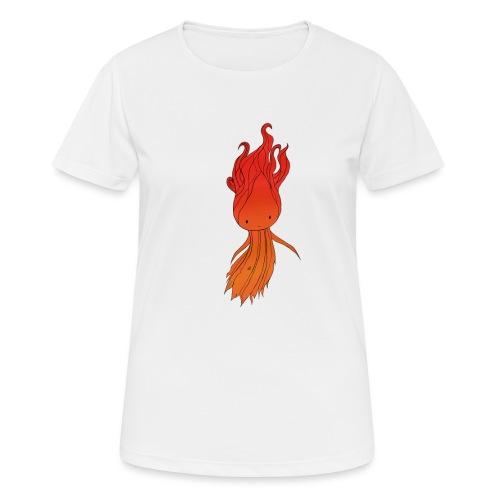 Red nymph - Dame T-shirt svedtransporterende