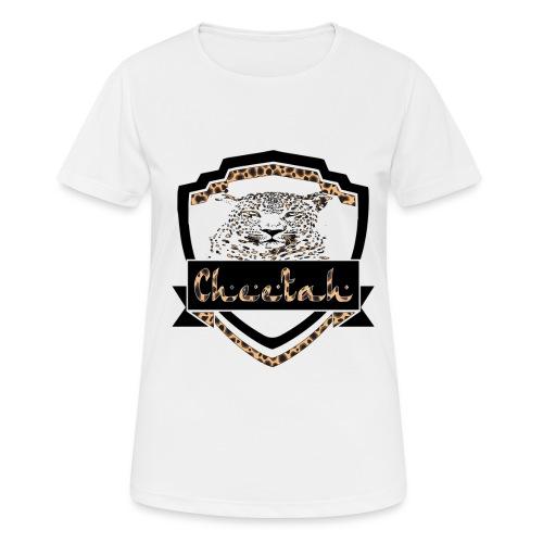 Cheetah Shield - Women's Breathable T-Shirt