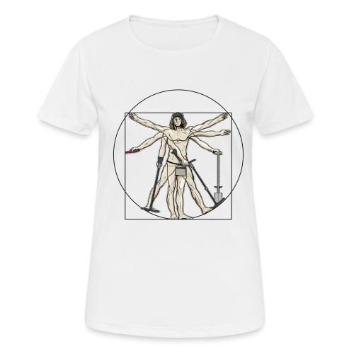 Universal Detectorist - Camiseta mujer transpirable