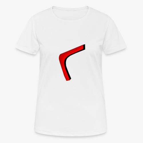 Panilogo - Camiseta mujer transpirable