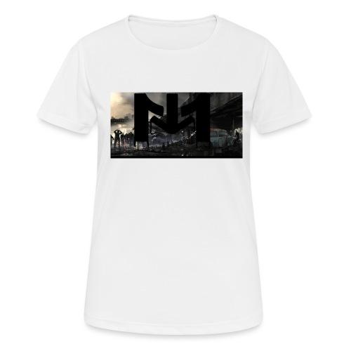 Mousta Zombie - T-shirt respirant Femme