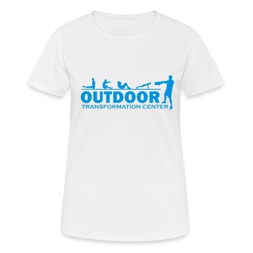 OTC Large Logo - Women's Breathable T-Shirt