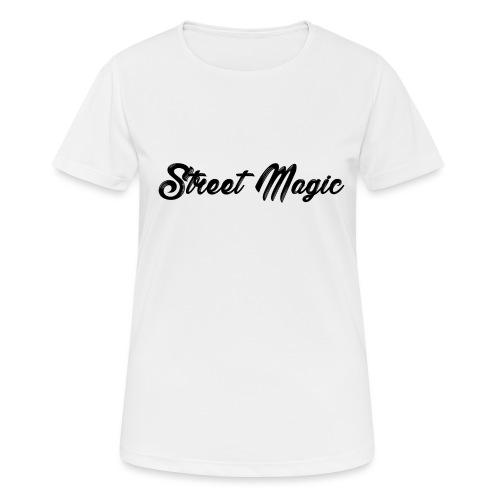 StreetMagic - Women's Breathable T-Shirt