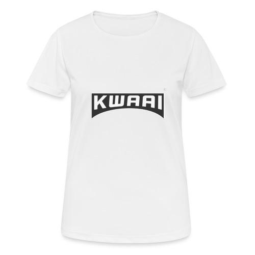Vrouwen T-shirt - Vrouwen T-shirt ademend actief