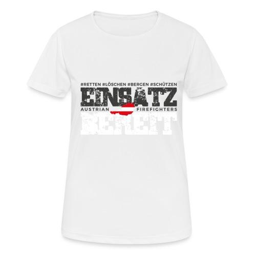 Austrian Firefighters Edition 2017 - Frauen T-Shirt atmungsaktiv