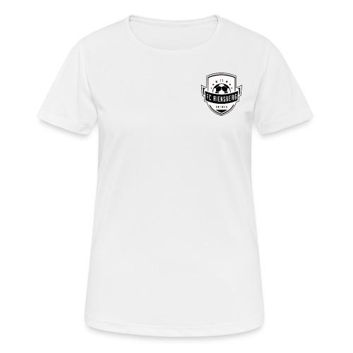 FCR3 png - Frauen T-Shirt atmungsaktiv