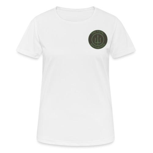 Tactical Shitheads Logo - Frauen T-Shirt atmungsaktiv