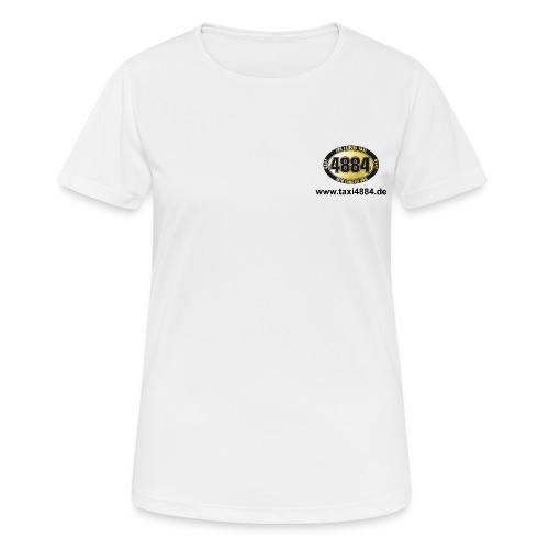 logoeinfach schwarz - Frauen T-Shirt atmungsaktiv