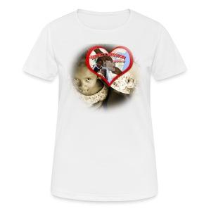 mercymission - Andningsaktiv T-shirt dam
