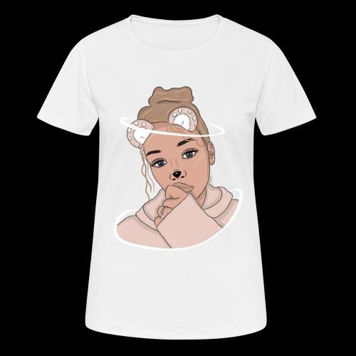 Logo T-Shirt - Women's Breathable T-Shirt