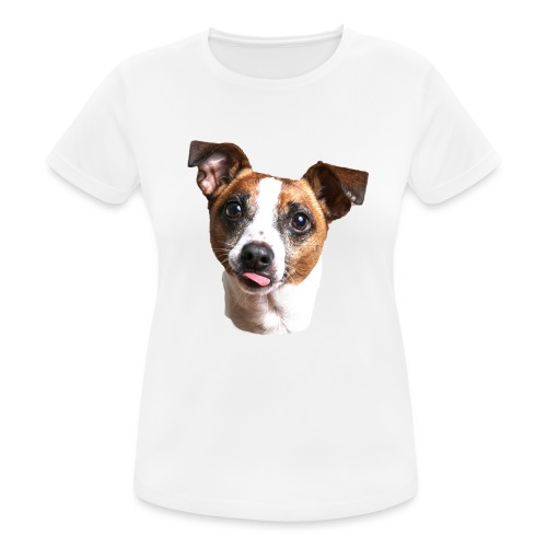 Jack Russell - Women's Breathable T-Shirt