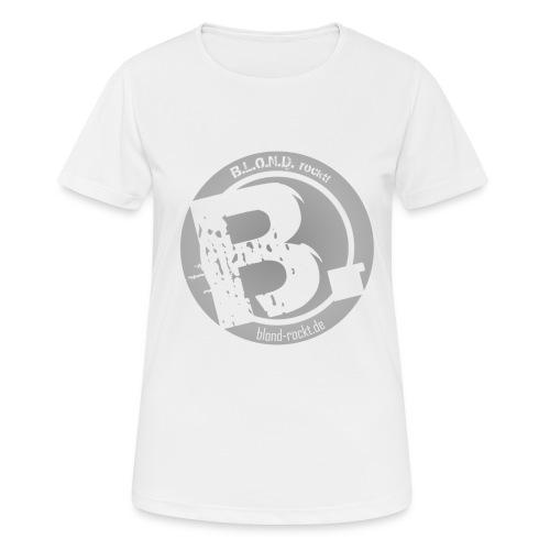 Logo Aufkleber Druck png - Frauen T-Shirt atmungsaktiv