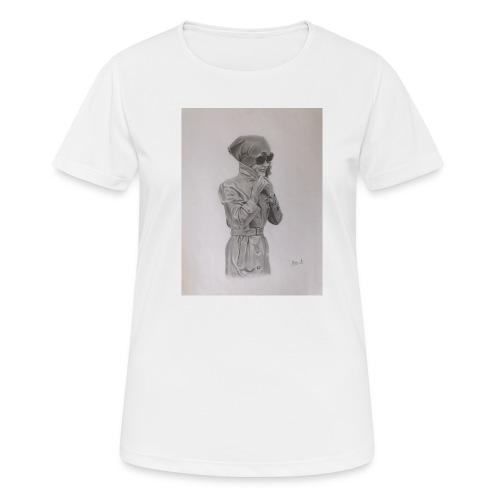 Colección Jacky - Camiseta mujer transpirable