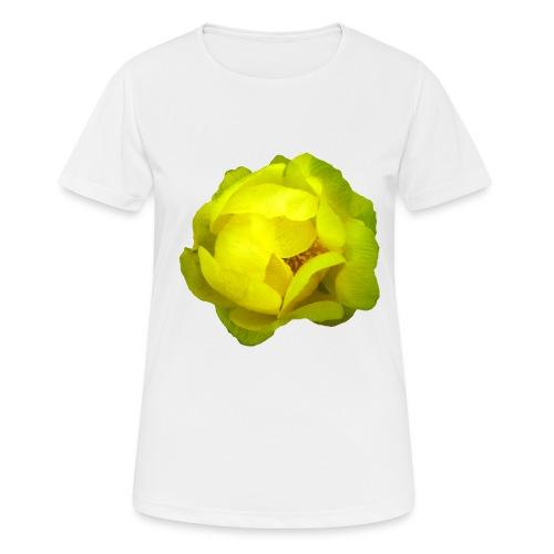 Trollblume gelb Sommer - Frauen T-Shirt atmungsaktiv