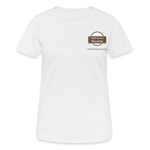 Pfefferkuchen Records Label - Volksliedsammlung - Frauen T-Shirt atmungsaktiv