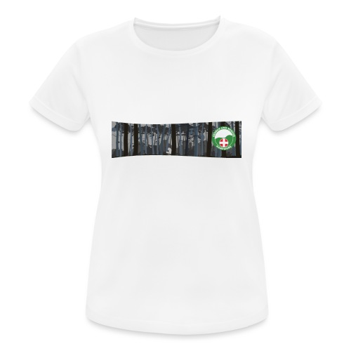 HANTSAR Forest - Women's Breathable T-Shirt