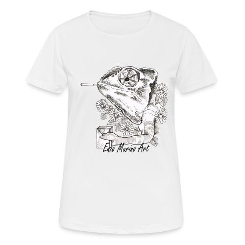 Came la clope - T-shirt respirant Femme
