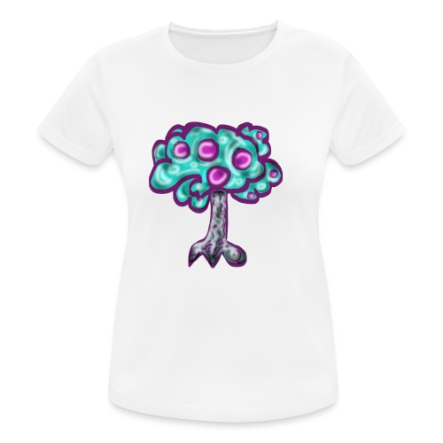 Neon Tree - Women's Breathable T-Shirt