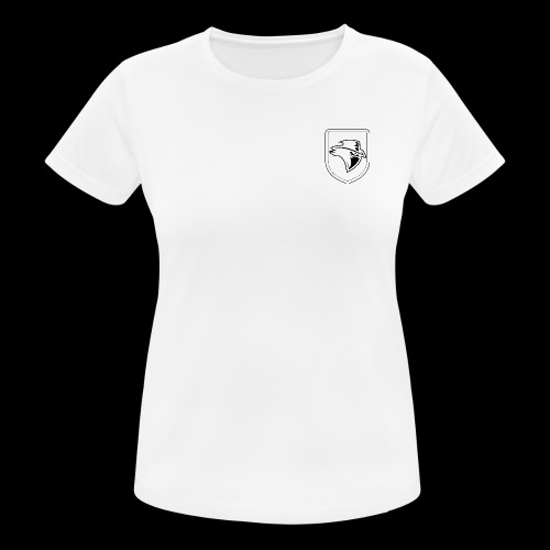 Shield Bandit - black - Women's Breathable T-Shirt