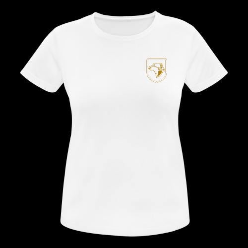 Shield Bandit - bronze - Women's Breathable T-Shirt