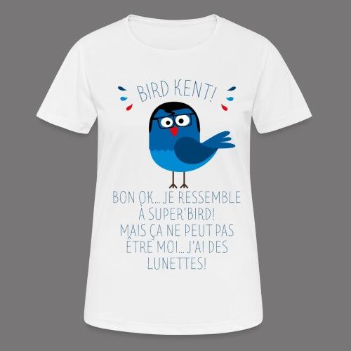 Bird Kent - T-shirt respirant Femme