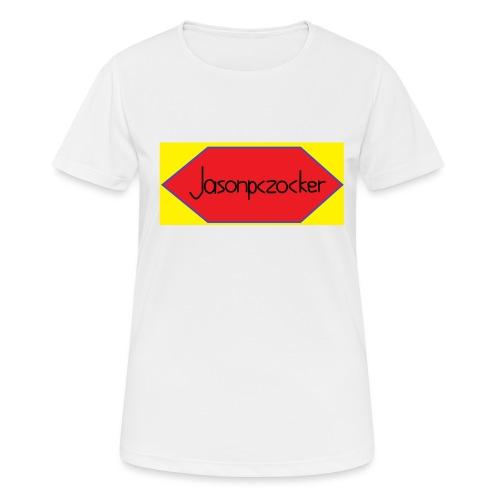 Jasonpczocker Design für gelbe Sachen - Frauen T-Shirt atmungsaktiv