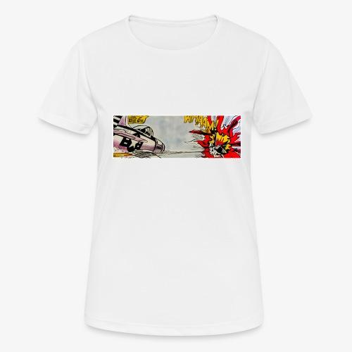 ATOX - Maglietta da donna traspirante