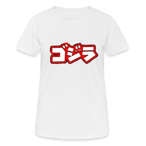 Comic Kanji´s - Frauen T-Shirt atmungsaktiv