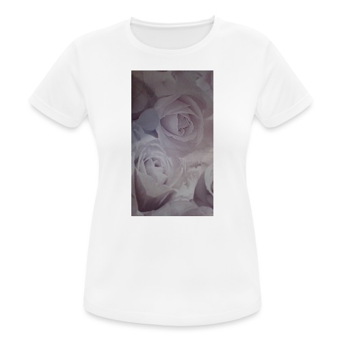 perfect pink rose's - Women's Breathable T-Shirt