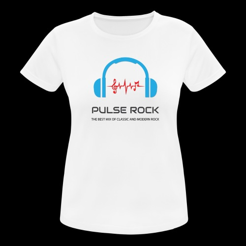 Pulse Rock T Shirt 2018 png - Women's Breathable T-Shirt