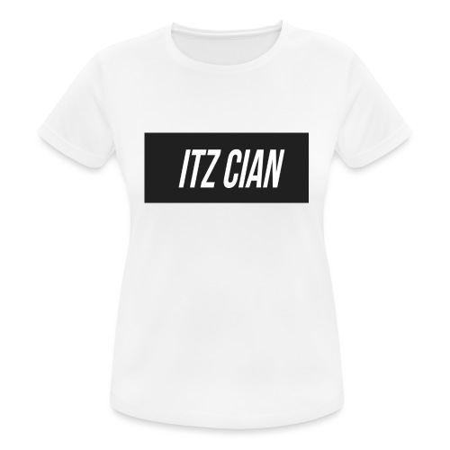 ITZ CIAN RECTANGLE - Women's Breathable T-Shirt